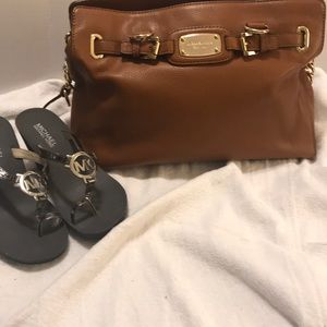 😍🥰😘  Michael Kors / Rich Brown Color